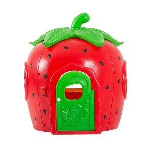 Strawberry house Kids Plastic Playhouse Indoor Outdoor