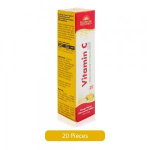 Sunshine-Nutrition-Orange-Flavor-Vitamin-C-Tablets-20-Pieces_Hero