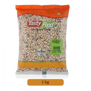 Tasty Food Black Eye Beans - 1 kg