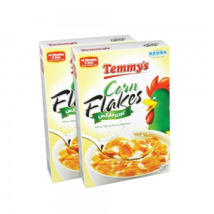 Temmy's Corn Flakes 2x375gm