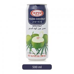 Teptip-Young-Coconut-Juice-with-Pulp-500-ml_Hero