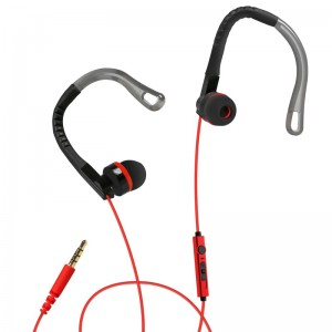 SBS TESPORTINEARFITR Runway Fit Stereo Earset with 3.5 mm jack and stop ear system