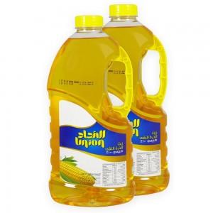 Union Corn Oil 2X1.8 Ltr