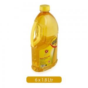 Union Pure Corn Oil - 6 x 1.8 Litre