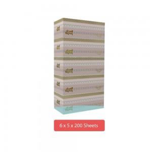 Union Super Soft Facial Tissue - Carton 30x200 Sheets