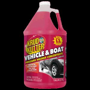 Krud Kutter  Vehicle & Boat Pressure Washer Concentrate 1-Gallon Bottle
