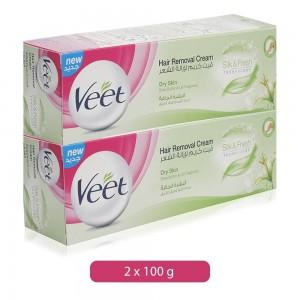 Veet-Hair-Removal-Cream-for-Dry-Skin-2-x-100-g_Hero