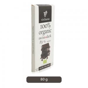 Virchuous-Organic-Swiss-Dark-85%-Cocoa-Chocolate-80-g_Hero