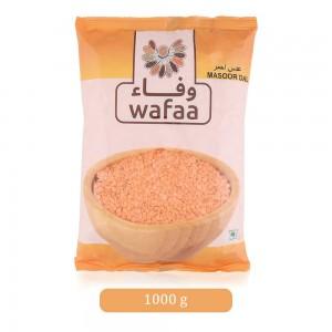 Wafaa Masoor Dal - 1 kg