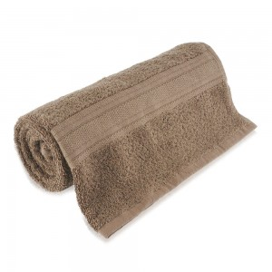 Waves-3624-Shell-Shape-Towel-Brown_Hero
