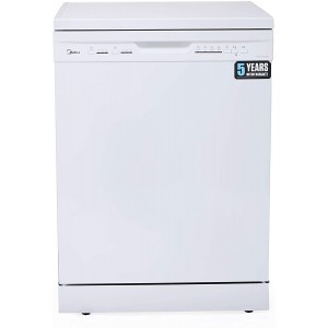 Media Dishwasher 12 Place Setting White
