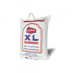 Xl Country Basmati Rice - 20Kg