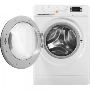 Indesit Innex 9Kg/6Kg Washer/Dryer, 1400rpm, Made in Italy, Silver - F101640
