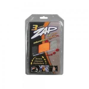 Zap Microfibre Mpc Tripple Pack