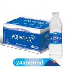 Aquafina Bottled Drinking Water, 24 x 500 ml