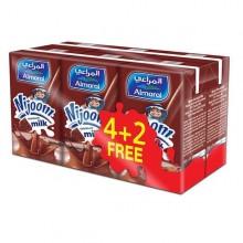 Almarai Uht Milk Chocolate Nijoom 150Ml