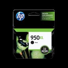 HP 950XL High Yield Black Original Ink Cartridge (CN045AE-BGX)