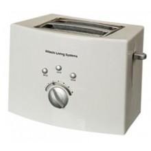 Hitachi 2 Slice Pop Toaster 860W HTO-E10