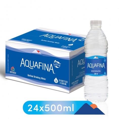 أكوافينا - مياه الشرب المعبأة ، 24 × 500 مل