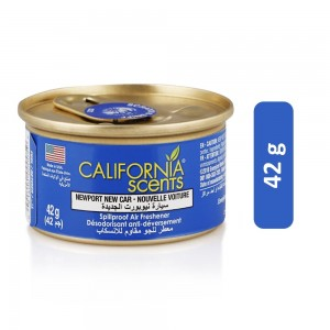 California Scents Spillproof Nouvelle Voiture Car Air Freshener - 42 g