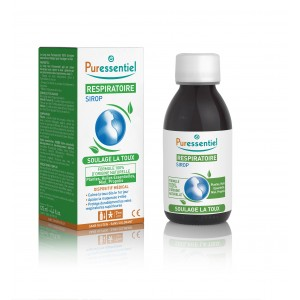 Puressentiel Respiratory Cough Syrup 125Ml